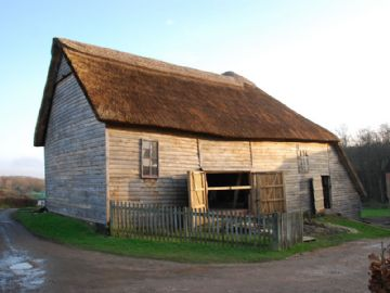 Wardsbrook Concert Hall: Restoration of a Tudor barn dating back 1550